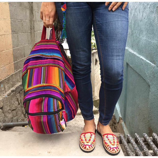 Hacienda Backpack - Guatemala-Shop All-Lumily Fair Trade