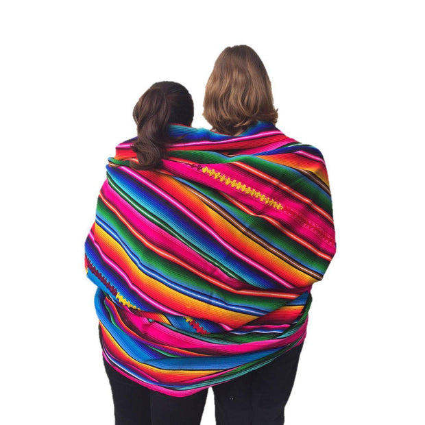 Hacienda Blanket - Guatemala-Shop All-Lumily Fair Trade