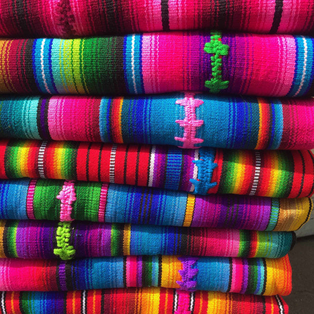 Hacienda Blanket - Guatemala-Shop All-Lumily
