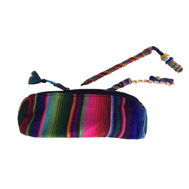 Hacienda Pencil Case - Guatemala-Shop All-Lumily Fair Trade
