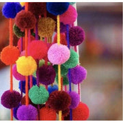 Decor Pom Pom - Mexico-Shop All-Lumily Fair Trade