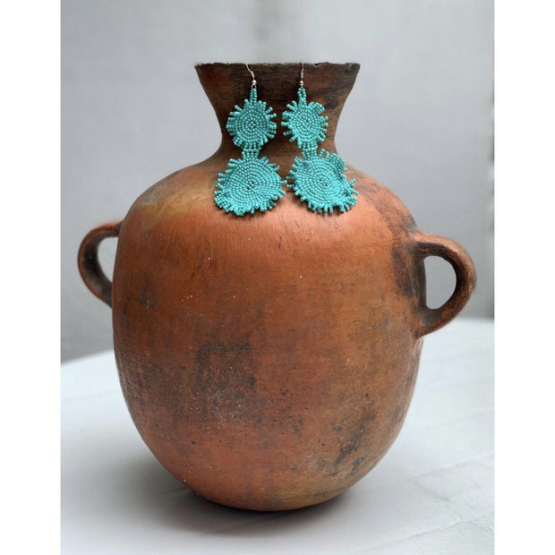 Heather Earrings - Guatemala-Shop All-Lumily