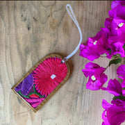 Huipil Luggage Tag - Guatemala-Shop All-Lumily