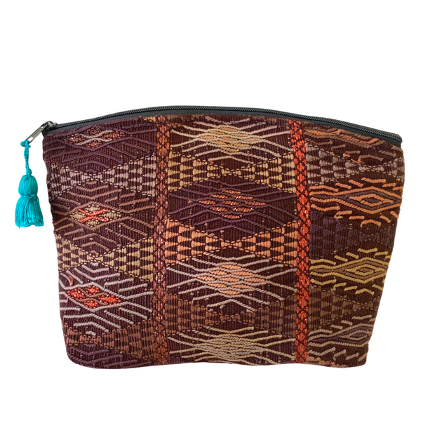 Isla Bikini Bag (Plastic Lined) - Guatemala-Shop All-Lumily