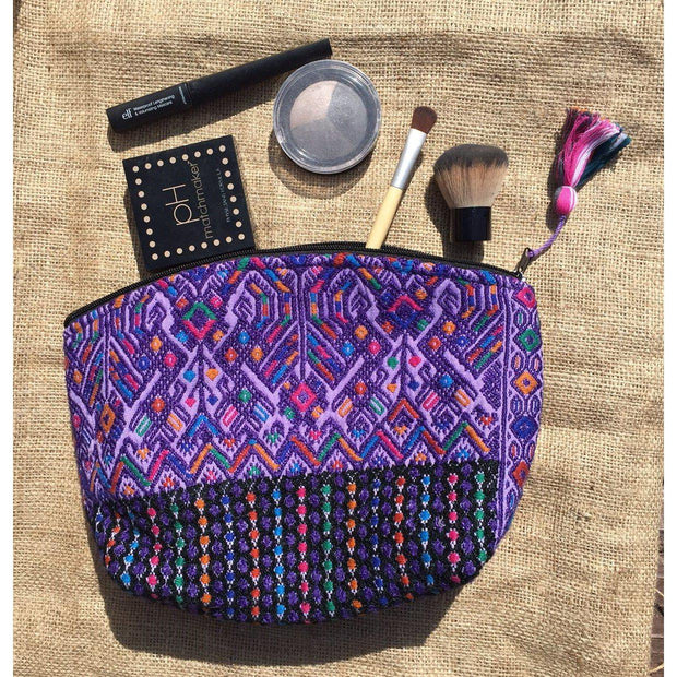 Isla Bikini Bag (Plastic Lined) - Guatemala-Shop All-Lumily Fair Trade