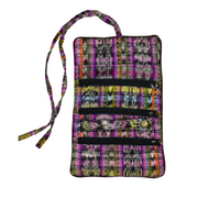 Jewelry Roll Upcycled - Guatemala-Shop All-Lumily