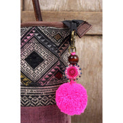 Jupiter Pom Pom Zipper Pull - Thailand-Shop All-Lumily Fair Trade