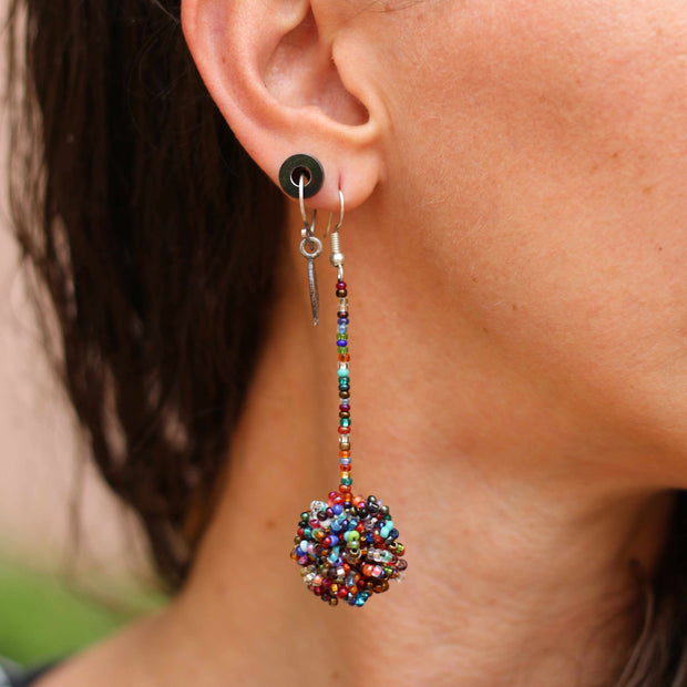 Luna Earrings - Guatemala-Shop All-Lumily