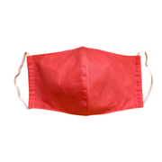 Reusable Cotton Face Mask with Filter Pocket - Thailand-Apparel-Lumily