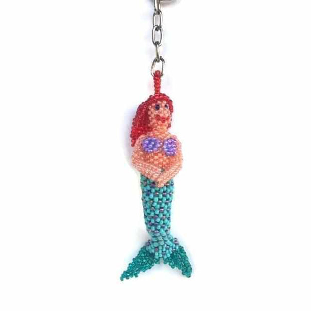 Mermaid Key Chain - Guatemala
