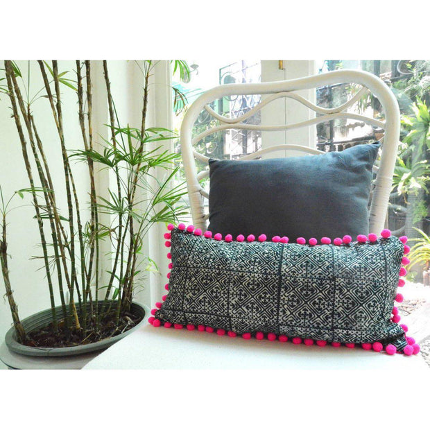 SALE Batik Oasis Pillow Cover (Small) - Thailand