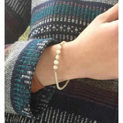 SALE Pearl and Stone Bracelets - Guatemala