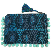 Pom Pom Cosmetic Bag - Guatemala (Assorted Colors)