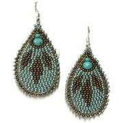 Raindrop Earrings - Guatemala