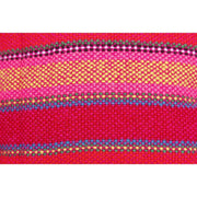 Red Woven Hmong Coin Pouch - Thailand-Bags-Lumily Fair Trade