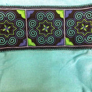 Reina Embroidered Pillow Cover - Thailand-Shop All-Lumily Fair Trade