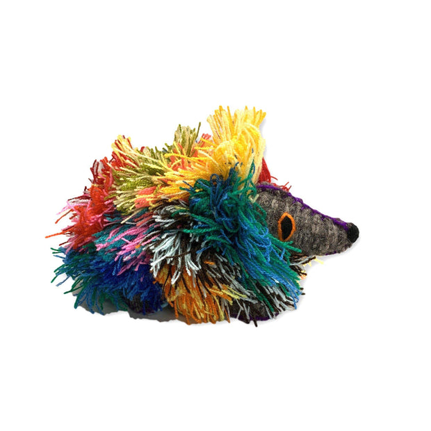 Hedgehog Wool Animal - Mexico-Shop All-Lumily Fair Trade