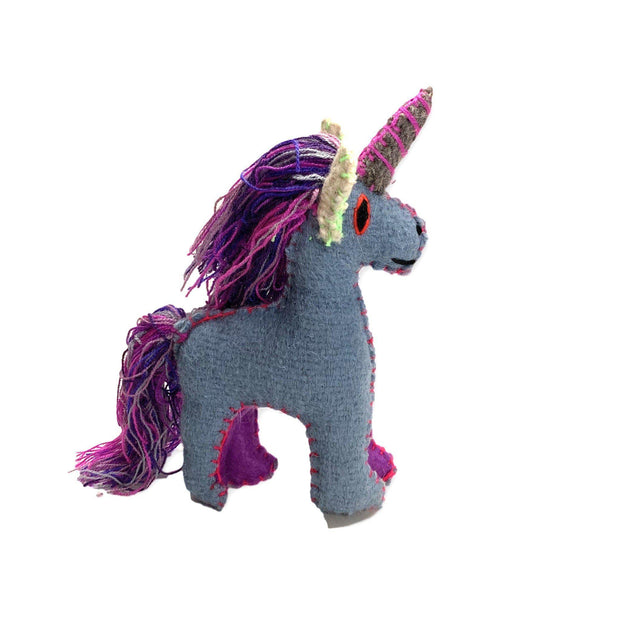 Unicorn Wool Animal - Mexico-Shop All-Lumily Fair Trade