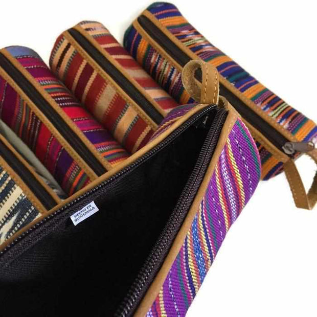 San Marcos Pencil Case - Guatemala-Shop All-Lumily Fair Trade