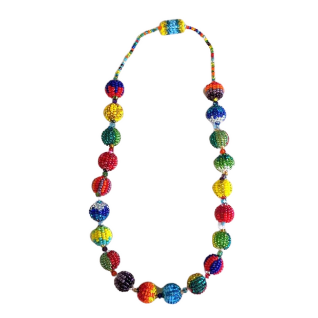 Shiva Magnetic Necklace - Guatemala-Shop All-Lumily