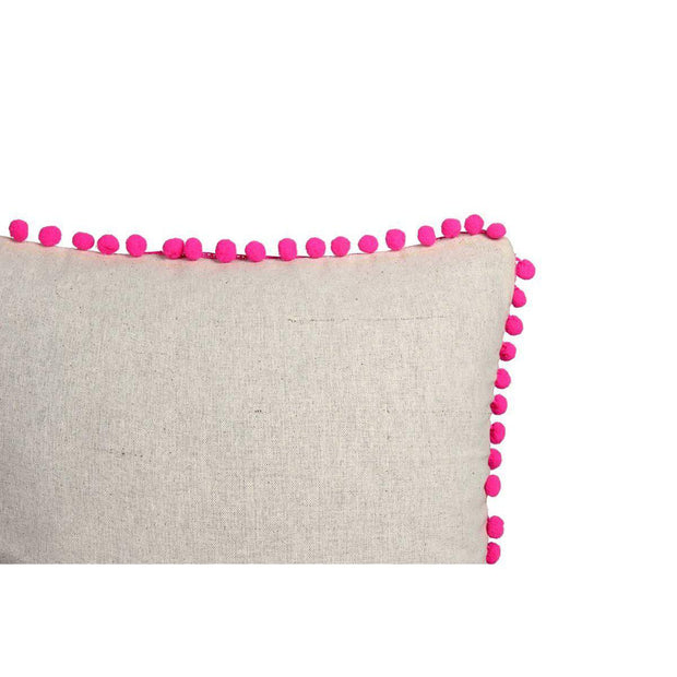 Sienna Pom Pom Pillow Cover - Thailand-Shop All-Lumily Fair Trade