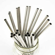 Reusable Straw - Stainless Steel