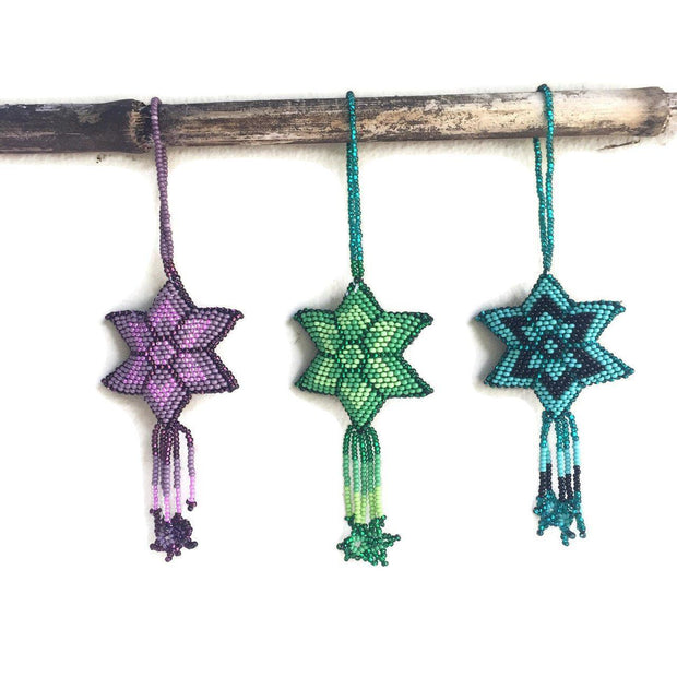 Star Ornament - Guatemala