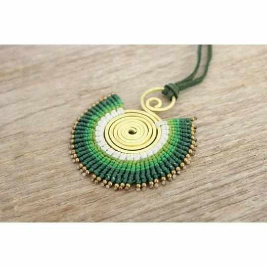 Sundance Necklace - Thailand-Shop All-Lumily