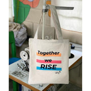 Together We Rise Tote - Guatemala-Shop All-Lumily Fair Trade