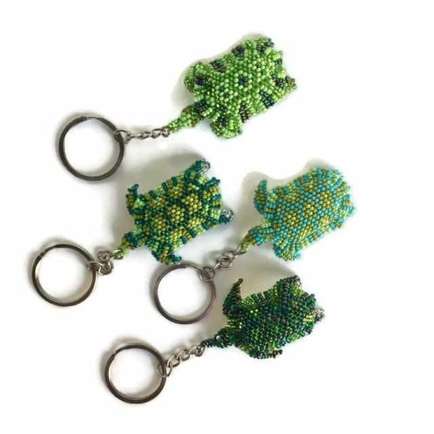 Turtle Key Chain - Guatemala-Shop All-Lumily Fair Trade