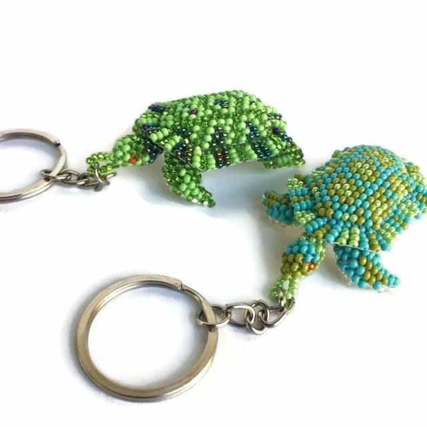 Turtle Key Chain - Guatemala