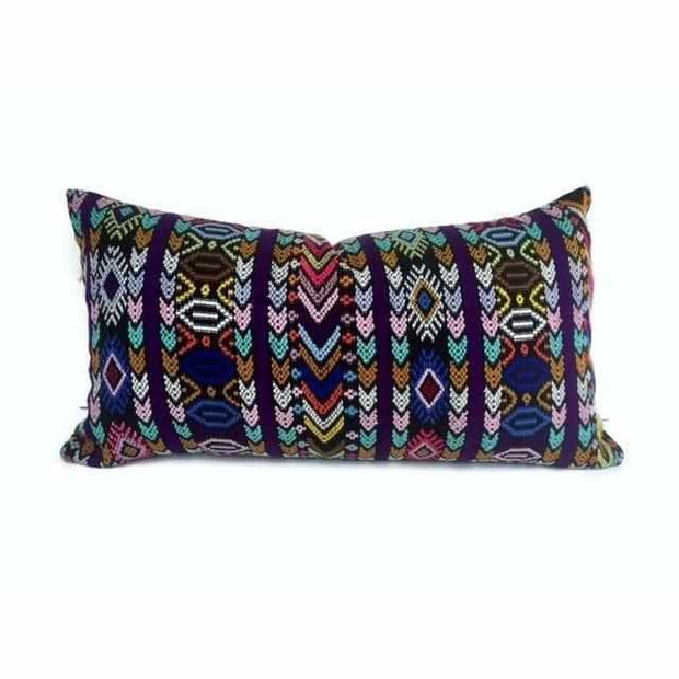 Lumbar Pueblo Pillow Cover - Guatemala