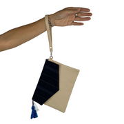 Vegan Leather Wristlet - Guatemala-Shop All-Lumily