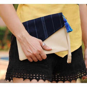Vegan Leather Wristlet-Guatemala-BGG154