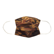 camo facemask expandable fair trade