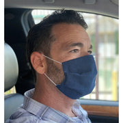 Vida Expandable Reusable Pleated Face Mask - Thailand-Apparel-Lumily