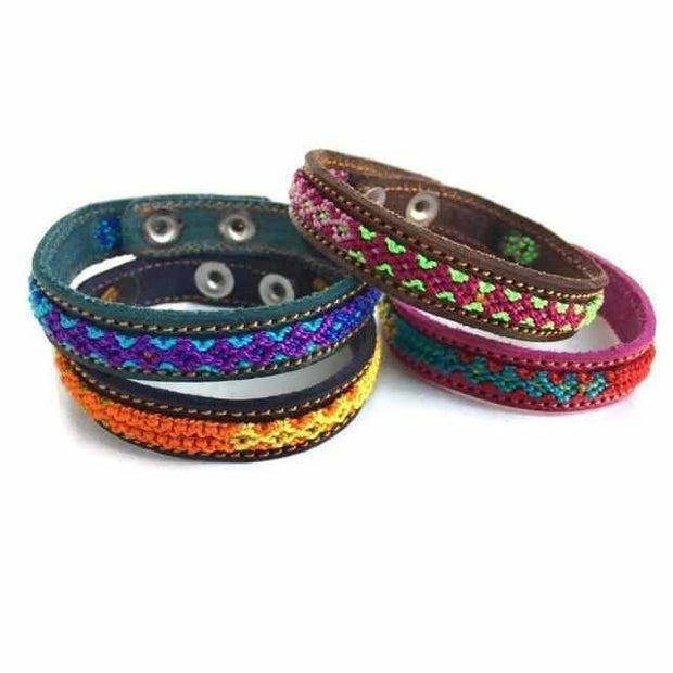 Vista Bracelet (Assorted) - Mexico-Shop All-Lumily Fair Trade