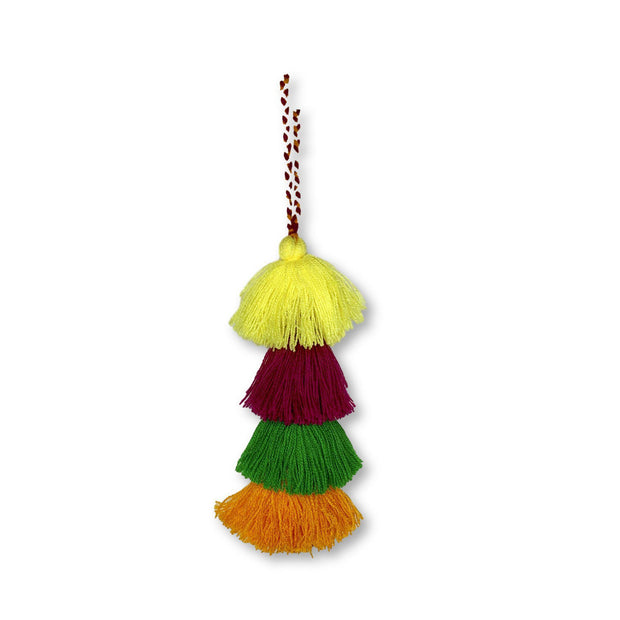 Waterfall Zipper Pull - Mexico-Shop All-Lumily Fair Trade