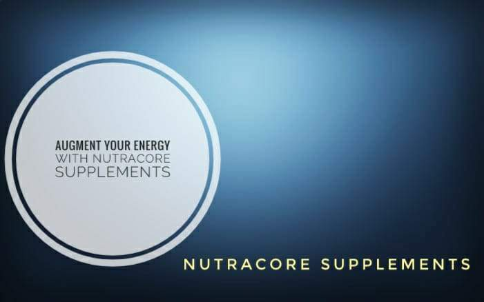 Augment your Energy with Nutracore Supplements