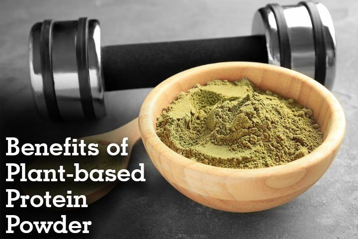 Core Benefits of Plant-Based Protein Powder-NutraCore Supplements