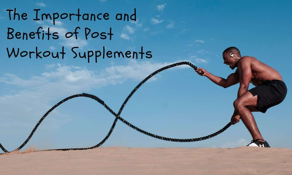 Importance of taking Post Workout supplements
