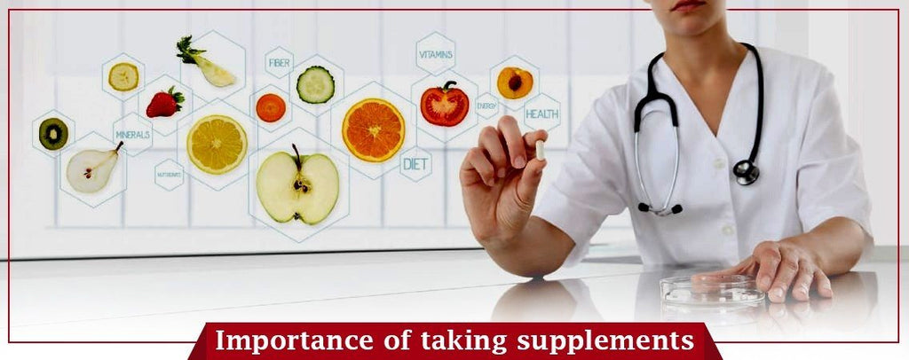 Importance of taking Supplements