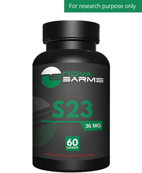Is S23 SARM as good as steroid?