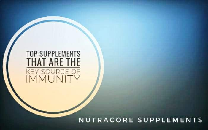 Top Supplements that are the Key Source of Immunity