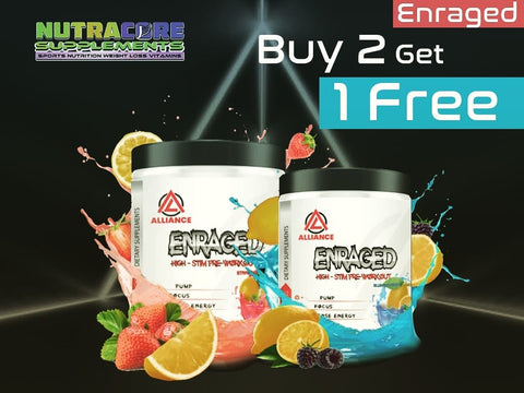 Enraged-Nutracore Supplements