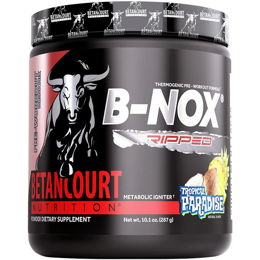 B-NOX Ripped Thermogenic Pre-Workout (35 Servings)