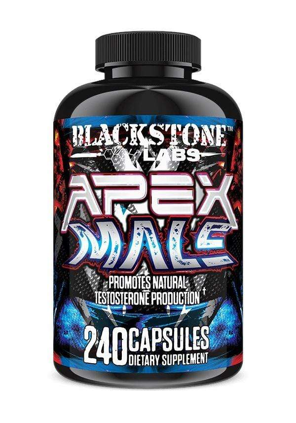 Blackstone Labs: Apex Male 240 caps - NutraCore Manalapan - Vitamin & Supplement and CBD Store