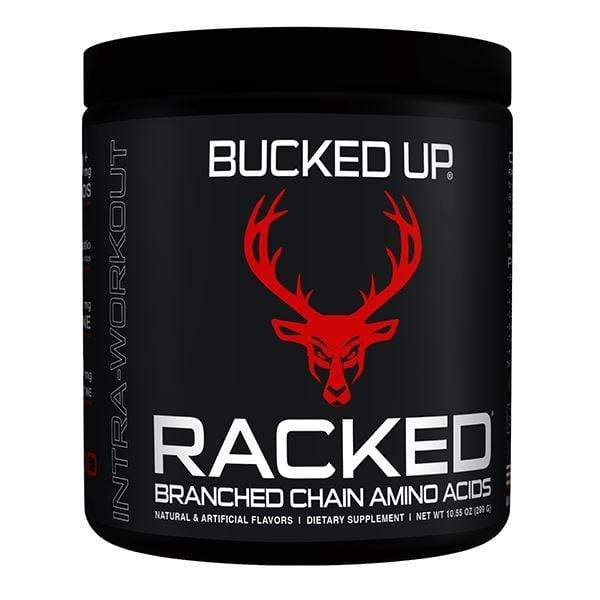 Bucked Up: RACKED® BCAA