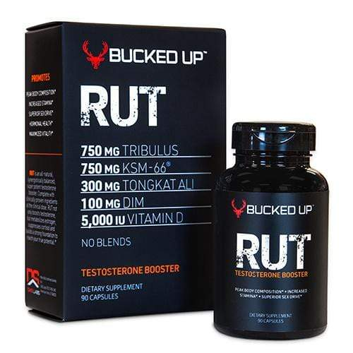 Bucked Up: RUT