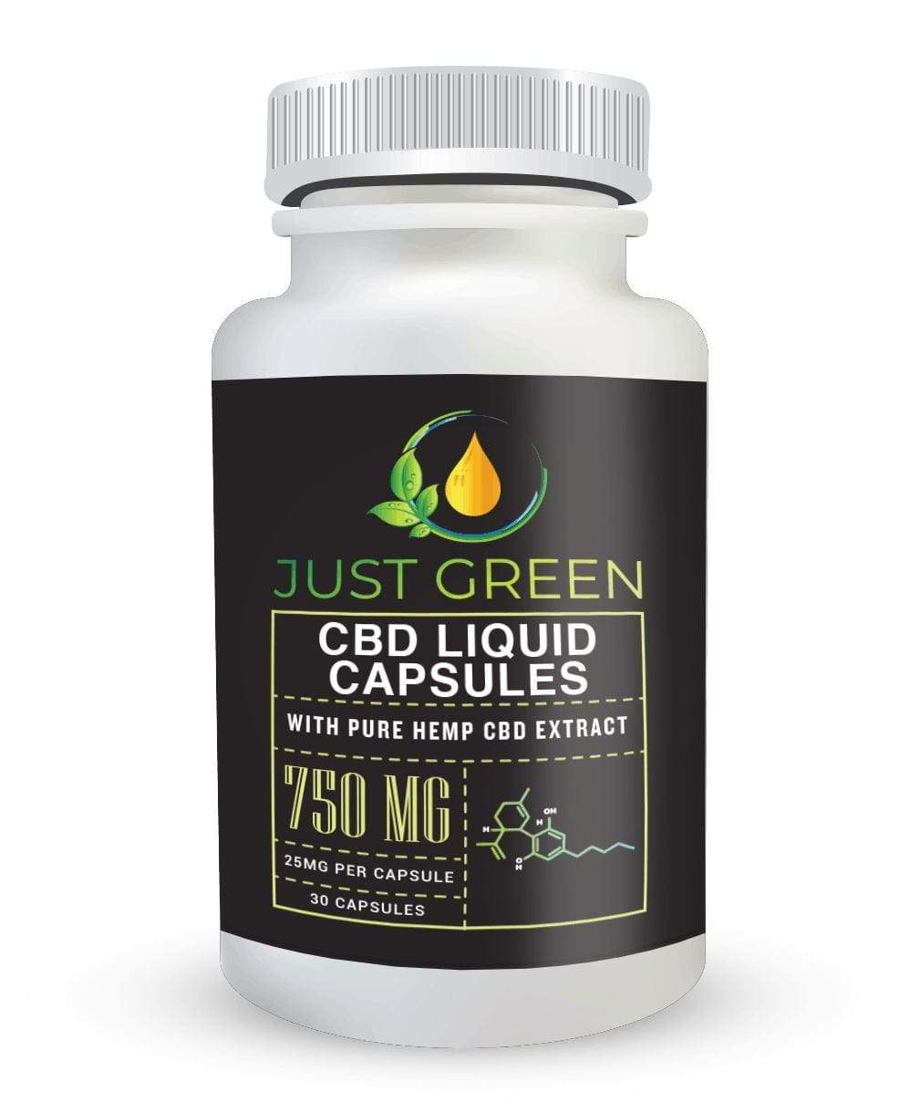 CBD Liquid Capsules 750 MG